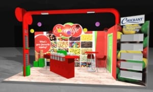 Sweetlife present at the ISM Trade Fair